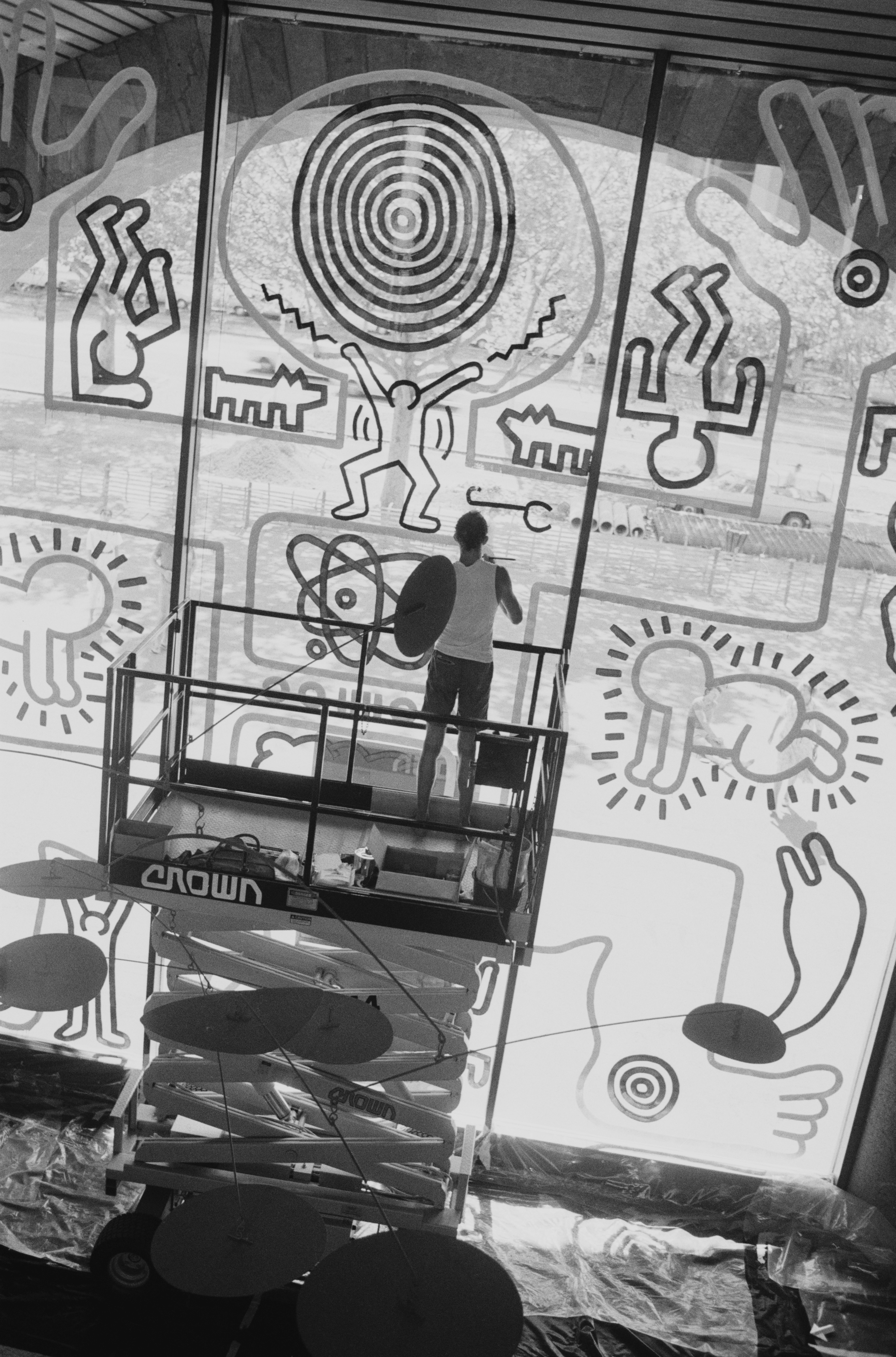 Haring In Melbourne