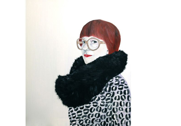 image-1-Sally-Ross-Polly-Borland-portrait-2013-oil-on-linen-700-485