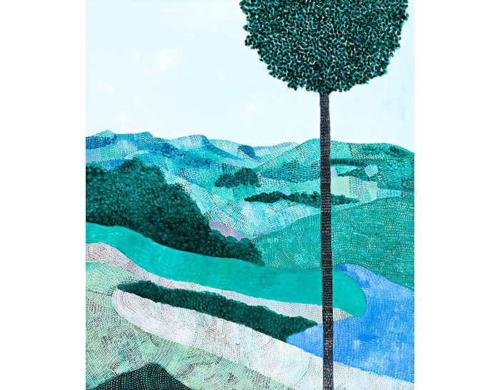 Sally-Ross-Landscape-tree-2018-65x55cm-