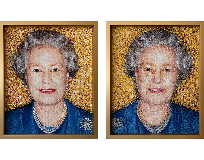 Queen-with-gold-frame-2-sided